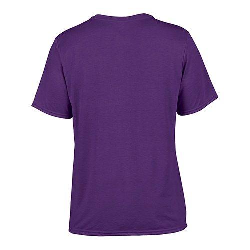 Custom Printed Gildan 42000 Performance T-shirt - 11 - Back View | ThatShirt