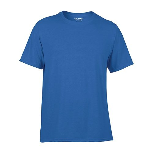 Custom Printed Gildan 42000 Performance T-shirt - Front View | ThatShirt