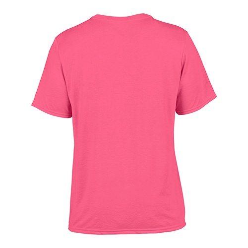 Custom Printed Gildan 42000 Performance T-shirt - 15 - Back View | ThatShirt