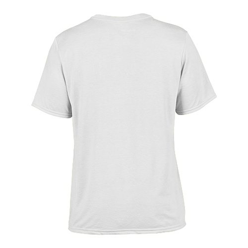 Custom Printed Gildan 42000 Performance T-shirt - 18 - Back View | ThatShirt