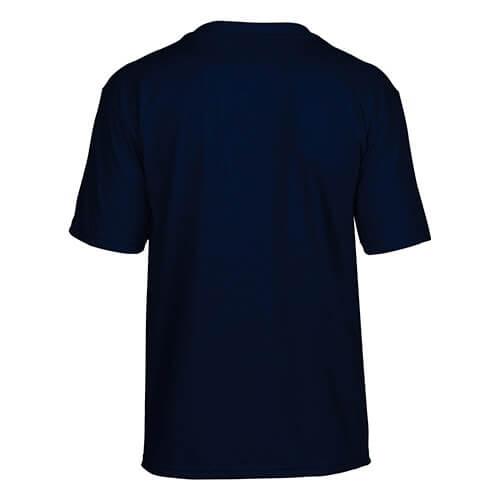 Custom Printed Gildan 42000B Youth Performance T-shirt - 6 - Back View | ThatShirt