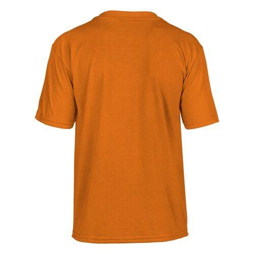 Custom Printed Gildan 42000B Youth Performance T-shirt - 7 - Back View | ThatShirt