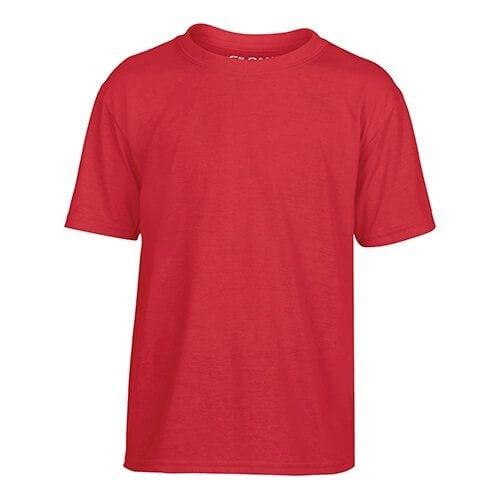 Custom Printed Gildan 42000B Youth Performance T-shirt - Front View   ThatShirt