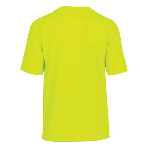 Custom Printed Gildan 42000B Youth Performance T-shirt - 11 - Back View   ThatShirt