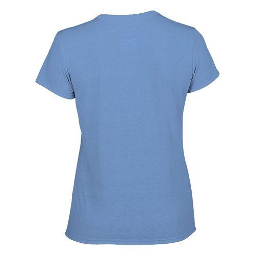 Custom Printed Gildan 42000L Ladies' Performance T-shirt - 2 - Back View | ThatShirt