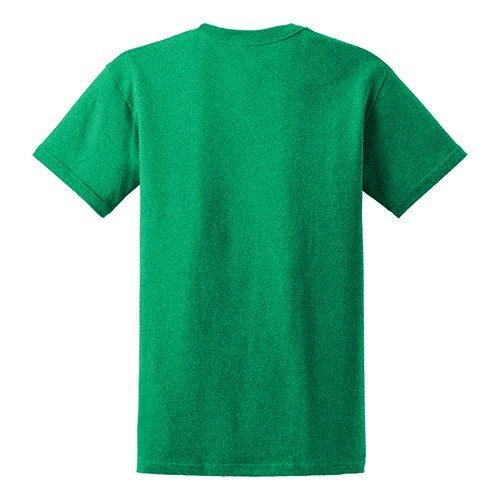 Custom Printed Gildan 5000 Heavy Cotton Unisex T-shirt - 2 - Back View | ThatShirt