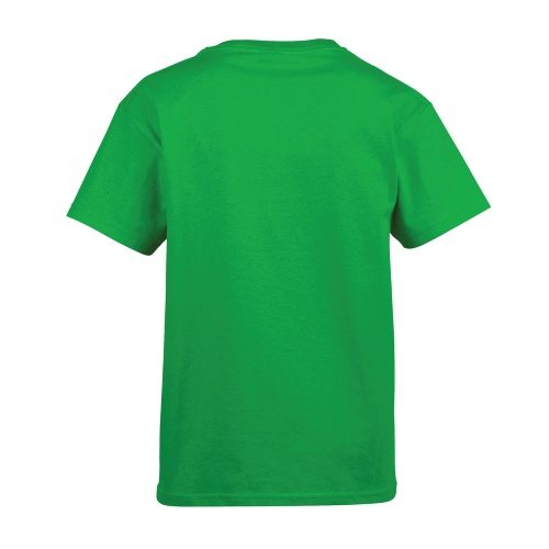 Custom Printed Gildan 500B Heavy Cotton Youth T-Shirt - 12 - Back View | ThatShirt