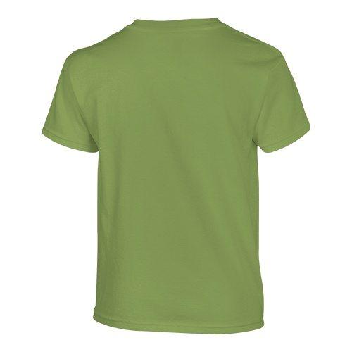 Custom Printed Gildan 500B Heavy Cotton Youth T-Shirt - 20 - Back View | ThatShirt