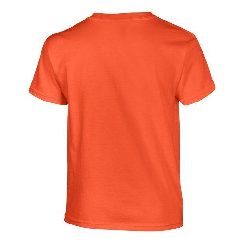 Custom Printed Gildan 500B Heavy Cotton Youth T-Shirt - 31 - Back View | ThatShirt