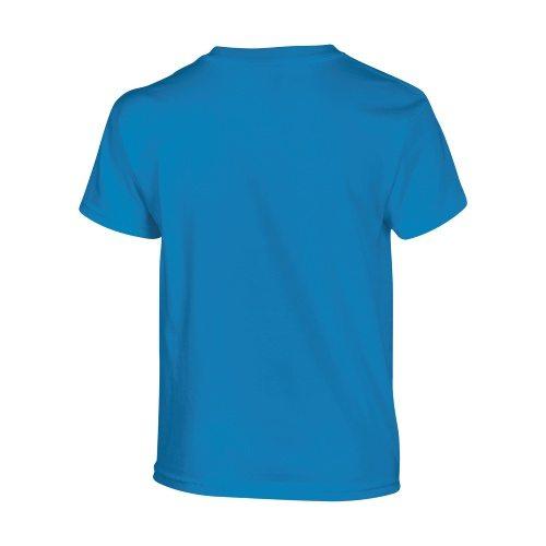 Custom Printed Gildan 500B Heavy Cotton Youth T-Shirt - 39 - Back View | ThatShirt