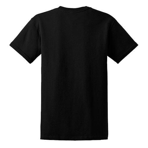 Custom Printed Gildan 6400 / 64000 SoftStyle Ring Spun T-Shirt - 3 - Back View | ThatShirt