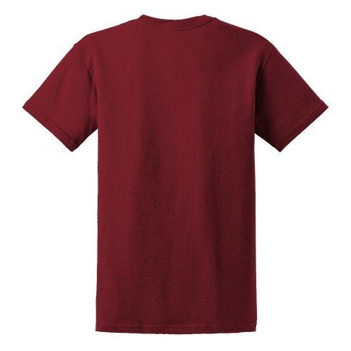 Custom Printed Gildan 6400 / 64000 SoftStyle Ring Spun T-Shirt - 5 - Back View | ThatShirt