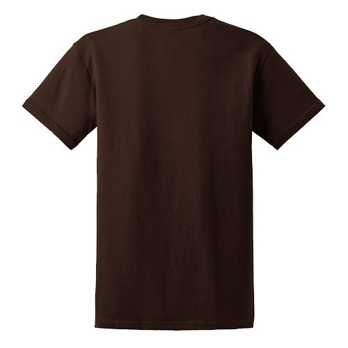 Custom Printed Gildan 6400 / 64000 SoftStyle Ring Spun T-Shirt - 6 - Back View | ThatShirt