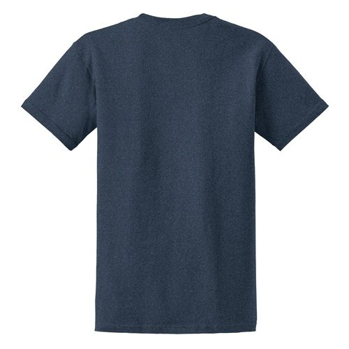 Custom Printed Gildan 6400 / 64000 SoftStyle Ring Spun T-Shirt - 9 - Back View | ThatShirt