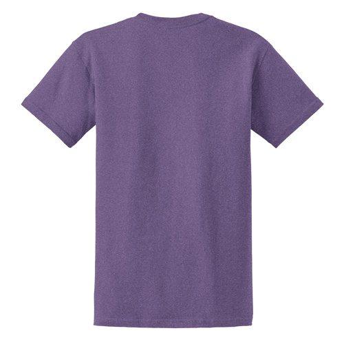 Custom Printed Gildan 6400 / 64000 SoftStyle Ring Spun T-Shirt - 11 - Back View | ThatShirt