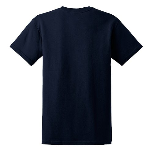 Custom Printed Gildan 6400 / 64000 SoftStyle Ring Spun T-Shirt - 18 - Back View | ThatShirt