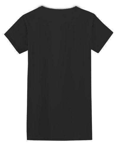 Custom Printed Gildan 640L Ladies SoftStyle Junior Fit T-Shirt - 3 - Back View | ThatShirt