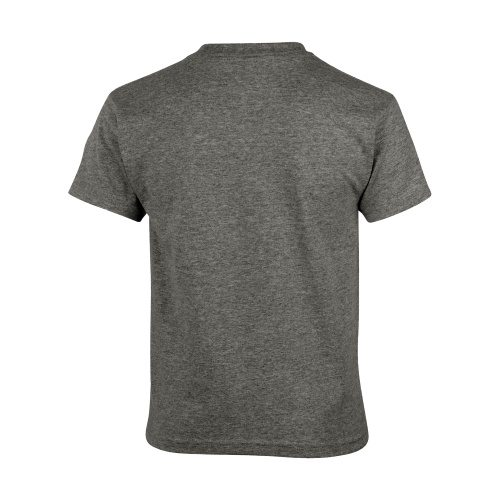 Custom Printed Gildan 800B Youth Dry Blend 50/50 T-Shirt - 10 - Back View | ThatShirt