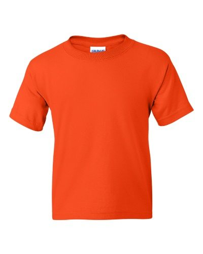 Gildan 800B Youth Dry Blend 50/50 T-Shirt