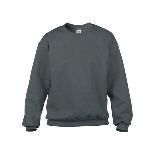 Gildan 92000 Premium Cotton Ring Spun Fleece Crewneck Sweater