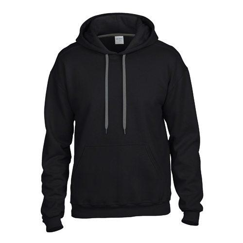 Gildan 92500 Premium Cotton Ring Spun Fleece Hooded Sweater