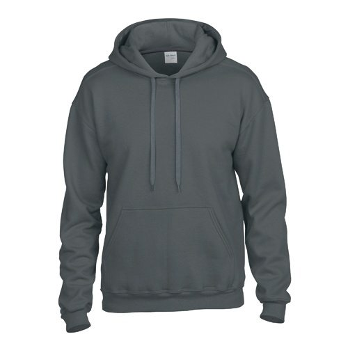 Custom Printed Gildan 92500 Premium Cotton Ring Spun Fleece Hooded Sweater - 1 - Front View | ThatShirt