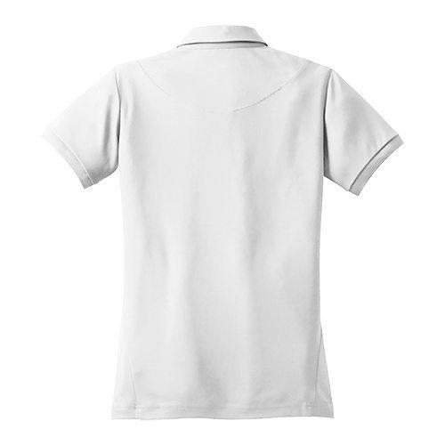 Custom Printed OGIO LOG101 Ladies' Jewel Polo - 1 - Back View | ThatShirt
