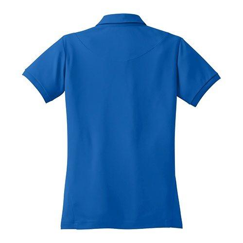 Custom Printed OGIO LOG101 Ladies' Jewel Polo - 2 - Back View   ThatShirt