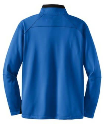 Custom Printed OGIO OG201 Premium Torque 1/4 Zip Pullover - 2 - Back View | ThatShirt