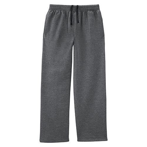 Custom Printed Fruit of the Loom SF74R Softspun Fleece Pants - Front View | ThatShirt