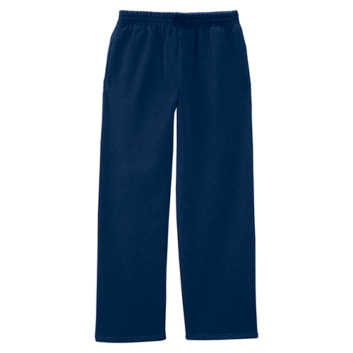Custom Printed Fruit of the Loom SF74R Softspun Fleece Pants - 0 - Back View | ThatShirt