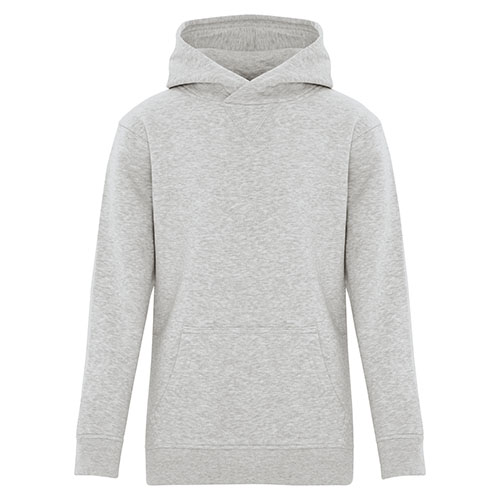 Custom Printed ATC Everyday Fleece Hooded Sweatshirt F2500 - Front View | ThatShirt