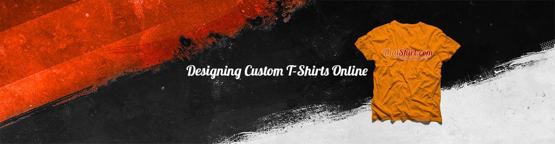 Custom Design T-shirts Online - ThatShirt.com