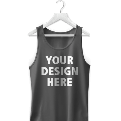 500255e31eab6 Online Design Your Own Custom Tank Tops in Canada | ThatShirt