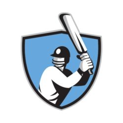 ThatShirt T-Shirt Clip Art - Cricket - CRICKET9