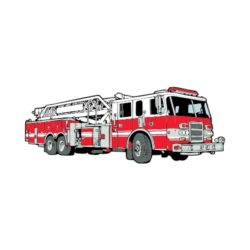 ThatShirt T-Shirt Clip Art - Fire - FIRED001