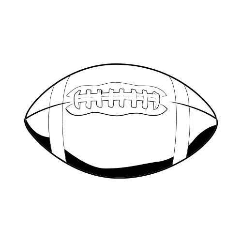 Hours Of Operation Clip Art : Football clip art get started at thatshirt