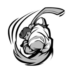 ThatShirt T-Shirt Clip Art - Hockey - HOCKEY6