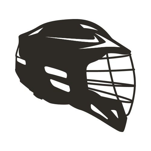 Lacrosse05 Bw Clip Art Get Started At Thatshirt