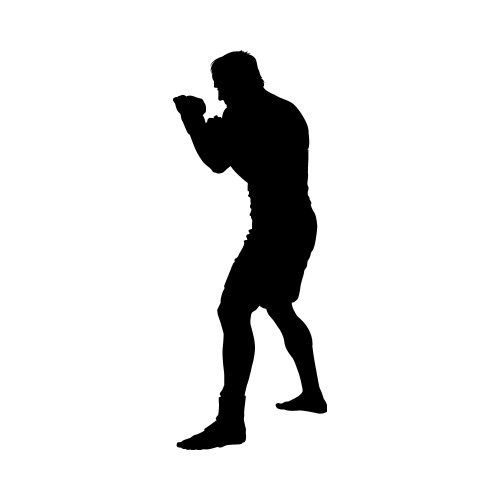Mma Fighter 3 Clip Art Get Started At Thatshirt