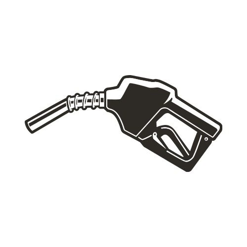 GAS NOZZLE BW Clip Art Get Started At ThatShirt