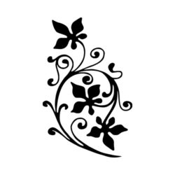 ThatShirt T-Shirt Clip Art - Ornamental - FLOURISH_34