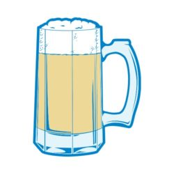 ThatShirt T-Shirt Clip Art - Restaurant - BEER_MUG_CO