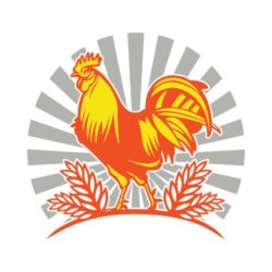 ThatShirt T-Shirt Clip Art - Restaurant - ROOSTER_CO