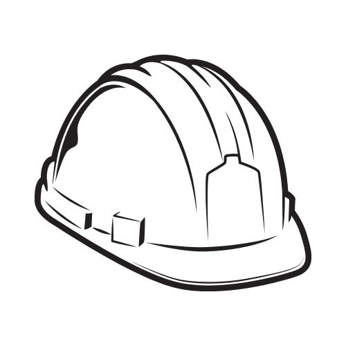 hard hat bw clip art get started at thatshirt dodgeball images clipart Dodgeball Clip Art Black and White