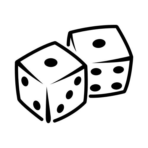dice clip art get started at thatshirt rh thatshirt com clipart diversity clip art dice with 2 and 1