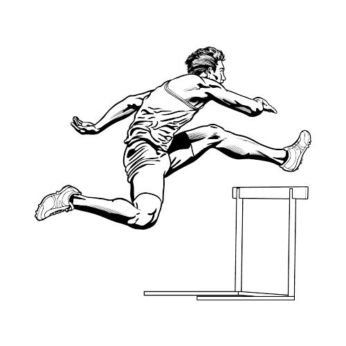Hours Of Operation Clip Art : Track and field athletes clip art get started at