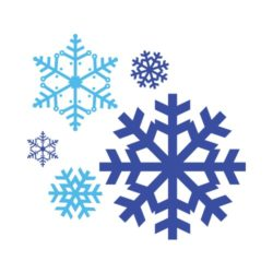 ThatShirt T-Shirt Clip Art - Travel & Tourism - SNOWFLAKES_CO