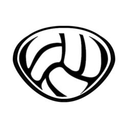 ThatShirt T-Shirt Clip Art - Volleyball - VOLLEYBALL29