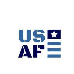 thatshirt t-shirt design ideas - Air Force - AF12